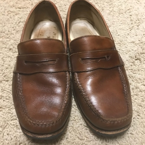 Johnston & Murphy Other - SUPER comfy Johnston Murphy loafers
